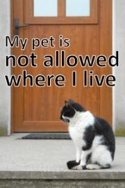 PASS-pet--not-allowed